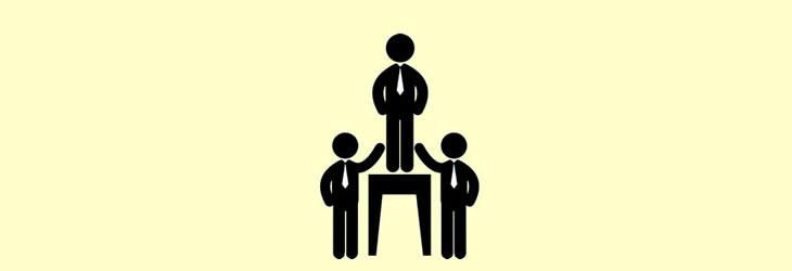 three business men clip art